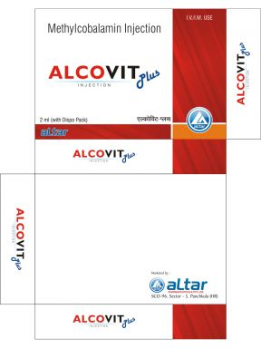ALCOVIT PLUS - Altar Pharmaceuticals Pvt. Ltd.