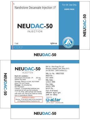 NEUDAC - 50 - Altar Pharmaceuticals Pvt. Ltd.