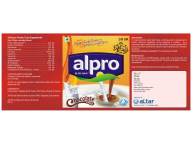 ALPRO - Altar Pharmaceuticals Pvt. Ltd.