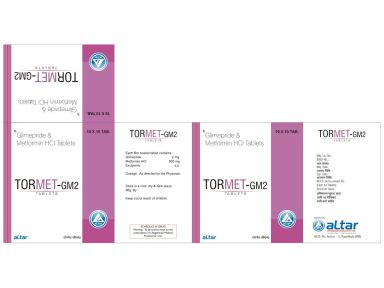 TORYL - GM 2 - Altar Pharmaceuticals Pvt. Ltd.