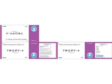 TROPY - 4 - Altar Pharmaceuticals Pvt. Ltd.