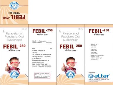 FEBIL 250 - Altar Pharmaceuticals Pvt. Ltd.