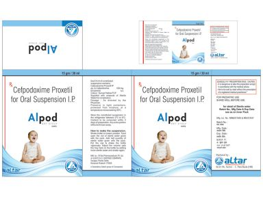 ALPOD - Altar Pharmaceuticals Pvt. Ltd.