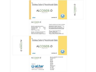 ALCOSIDE - D - Altar Pharmaceuticals Pvt. Ltd.