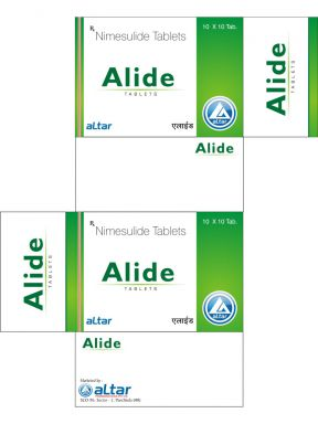 ALIDE - Altar Pharmaceuticals Pvt. Ltd.