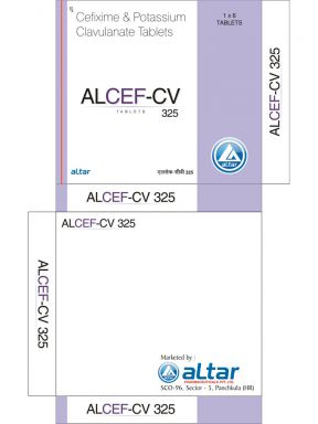 ALCEF - CV 325 - Altar Pharmaceuticals Pvt. Ltd.