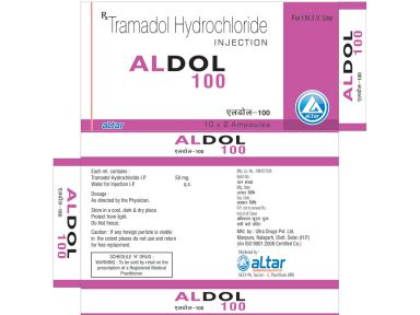 ALDOL - 100 - Altar Pharmaceuticals Pvt. Ltd.