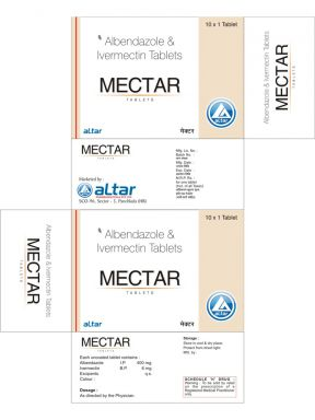 MECTAR* - Altar Pharmaceuticals Pvt. Ltd.