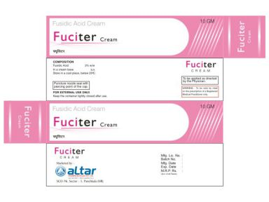 FUCITER - Altar Pharmaceuticals Pvt. Ltd.