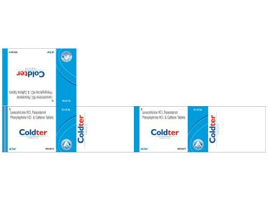 COLDTER - Altar Pharmaceuticals Pvt. Ltd.