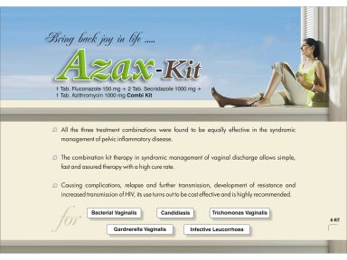 AZAX KIT - Altar Pharmaceuticals Pvt. Ltd.