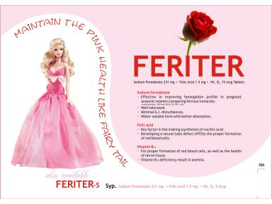 FERITER - Altar Pharmaceuticals Pvt. Ltd.