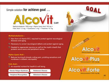 ALCOVIT - Altar Pharmaceuticals Pvt. Ltd.