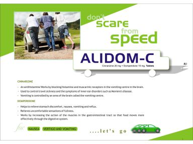 ALIDOM - C - Altar Pharmaceuticals Pvt. Ltd.