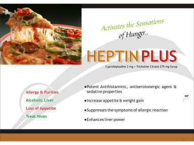 HEPTIN PLUS - Altar Pharmaceuticals Pvt. Ltd.