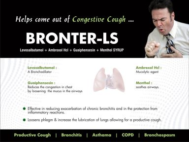 BRONTER - LS - Altar Pharmaceuticals Pvt. Ltd.