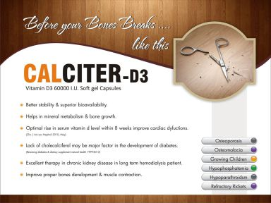 CALCITER - D3 - Altar Pharmaceuticals Pvt. Ltd.