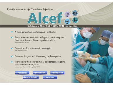 ALCEF - 1000 - Altar Pharmaceuticals Pvt. Ltd.