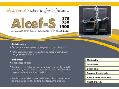 ALCEF - S 750 - Altar Pharmaceuticals Pvt. Ltd.