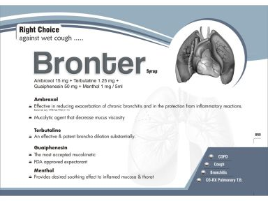 BRONTER - Altar Pharmaceuticals Pvt. Ltd.