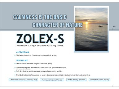 ZOLEX - S - Altar Pharmaceuticals Pvt. Ltd.